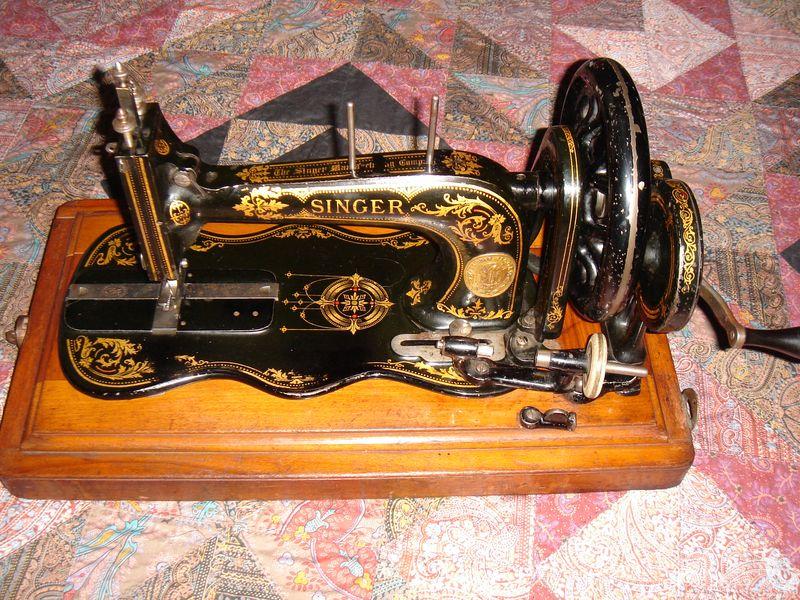 singer machine coudre ancienne trouvez le meilleur prix sur voir avant achat. Black Bedroom Furniture Sets. Home Design Ideas