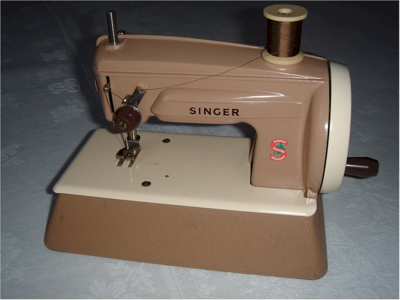 Machine coudre sewhandy singer 40k for Machine a coudre king jouet